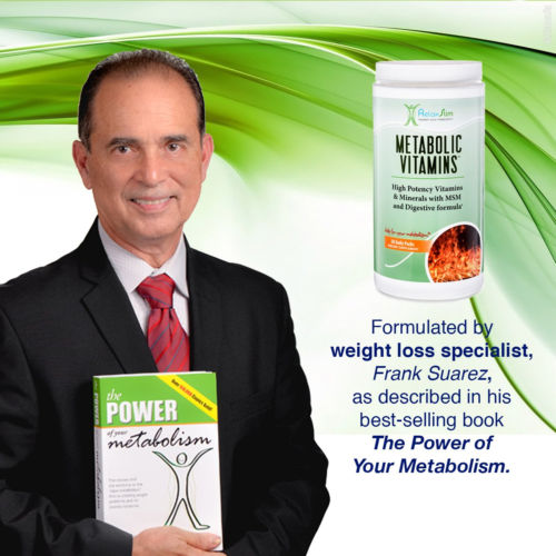 NaturalSlim Metabolic Vitamins,Formulated By Metabolism & Weight Loss Specialist 8