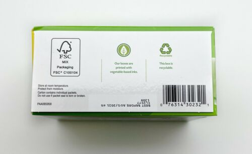 Emergen-C Electro Mix Lemon-Lime 30 Packets 0.14 oz ea Gluten-Free EXP: 08/2021 4