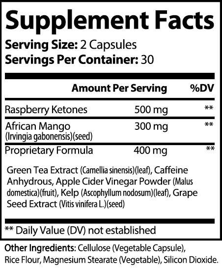 2 Bottles One Shot KETO Weight Loss Pills Supplement Keto Fat Burner 60 Capsules 1