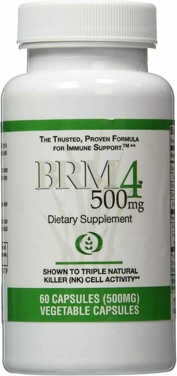 BRM4 500 mg 60 vcaps By Daiwa Health Development