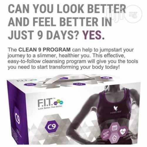 Clean 9 Forever Living Aloe Gel Detox Program-Vanilla HALAL/KOSHER - great deal 2