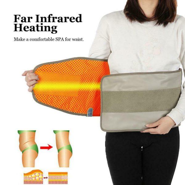 FIR Infrared Sauna Body Slimming Fat Burning Heating Belt Body Fitness Sculpting 1