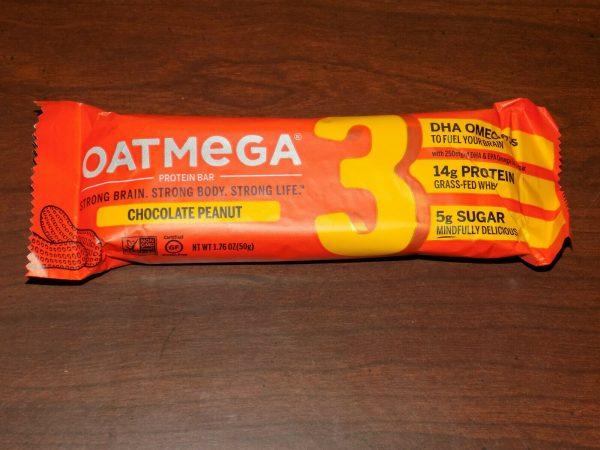 84 OatMega Protein Bars 3 Flavors Vanilla Almond, Choc Mint & Choc Peanut 09/21+ 7