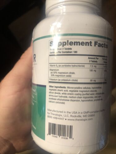 TheraLith XR Vitamin & Minerals Supplement Gluten-Free Extended-Release Formula 1