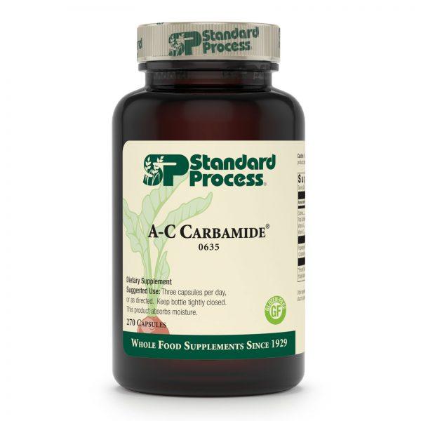 Standard Process - A-C Carbamide - 270 Capsules