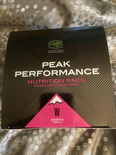 Melaleuca Peak Performance Nutritional Pack Am/Pm - Unopened Women 30 Day Supply 1