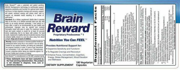 Brain Reward - VNI Nutrition 2