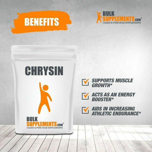 BulkSupplements.com Chrysin 3