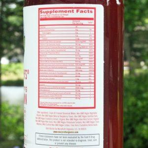 (2) Mary Ruth's Liquid Morning Multivitamin, 32 fl oz - RASPBERRY FLAVORED  1