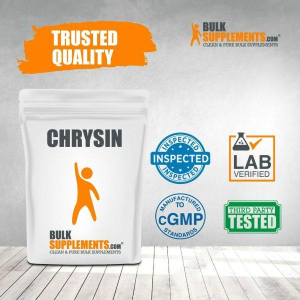 BulkSupplements.com Chrysin 4