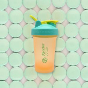 Blender Bottle Special Edition Classic 20 oz. Shaker with Loop Top - Just Peachy