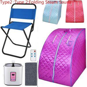 110 V Far Infrared Sauna Blanket Digital Controller Slimming Weight Detox Spa US 1