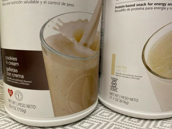 HERBALIFE FORMULA 1 HEALTHY MEAL & PROTEIN DRINK MIX (ALL FLAVORS)  free shippin 1