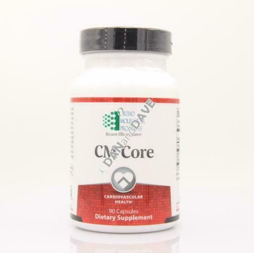 Ortho molecular products CM Core - 90 capsules