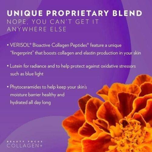 NUSKIN 30 Day pack Liquid collagen peach nectar 3
