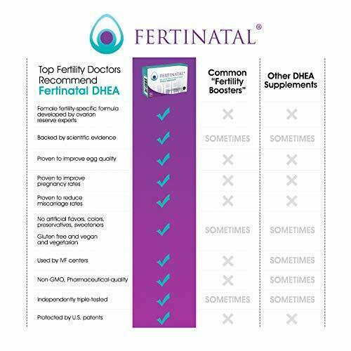 Fertinatal  for Female Fertility – Natural Fertility Supplement for Women -... 5