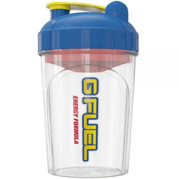 G Fuel Sonic Peach Rings Collector's Box Tub + Shaker Cup + 2GO Scooper Energy 4