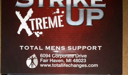 """Strike Up Xtreme for men ( 6 Pills) """"FREE PRIORITY SHIPPING"""" 1"""
