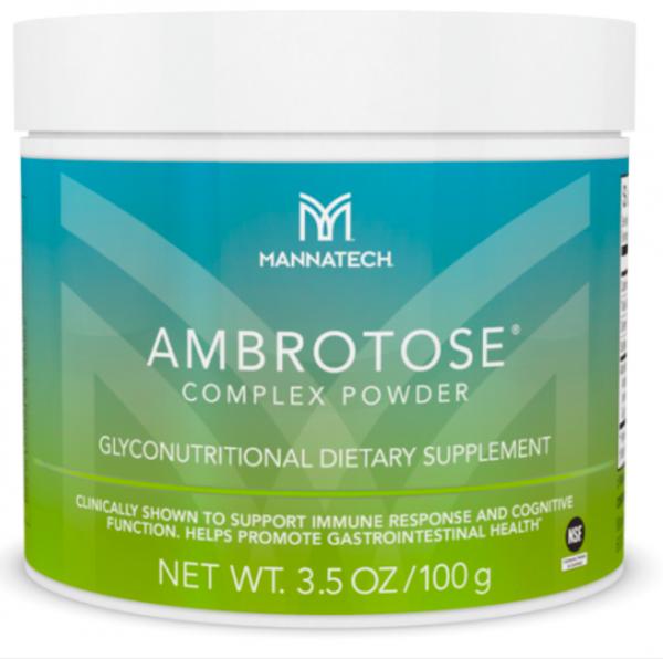 New Generation Mannatech Ambrotose Complex 100g Powder