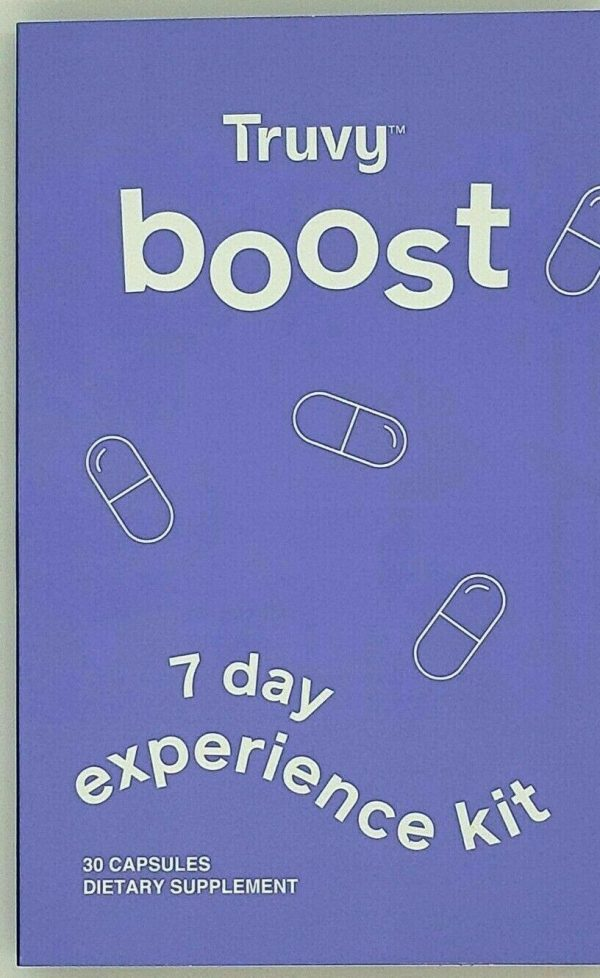 30 day Truvy boost TRU & VyBOOST Weight Loss Combo By Truvy.