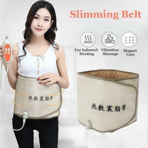 FIR Infrared Sauna Body Slimming Fat Burning Heating Belt Body Fitness Sculpting 2