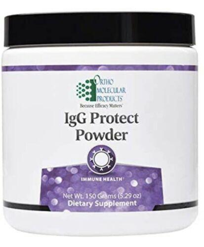 Ortho Molecular IGG Protect Powder 150 grams (5.29oz) FAST & FRESH