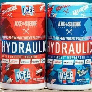 Axe & Sledge HYDRAULIC Stim Free Pre-Workout Pump Focus 20/40SRV Like Big Noise 1