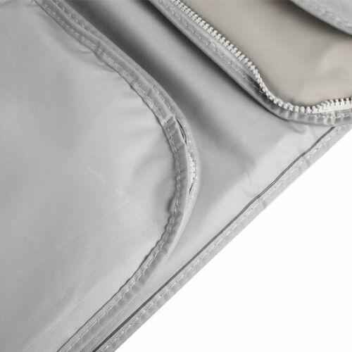 650W Far Infrared Heating Blanket Thermal Bag Weight Loss Sauna Blanket Spa 110V 8