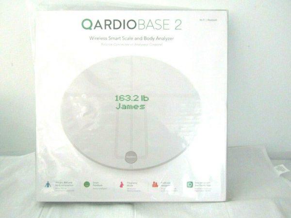 QardioBase2 WiFi Smart Scale and Body Analyzer 1