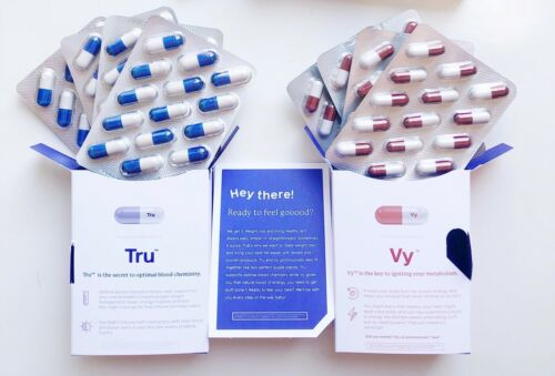 1 Month Truvy (TruVision Health) Weight Loss Combo - Diet Pills - 30 Day Supply
