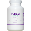 Optimox Iodoral IOD-50 LARGE 120 TABLETS High Potency Lugol Solution EXP. 06/21