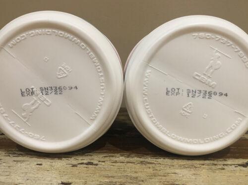 2x BulletProof 20g Collagen Protein Keto Mct Oil VANILLA 14.3oz (405g) Exp 12/22 3