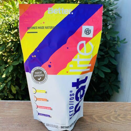 Pruvit ketones OS NAT lite - Grape Orange Strawberry & Lemon caffeine free