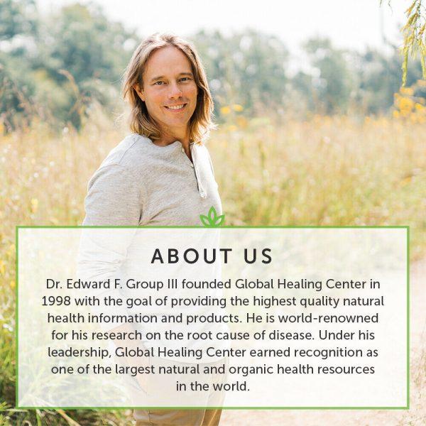 Global Healing Floratrex™ 25 Probiotic Strains with Prebiotics - 75 Billion CFU 6