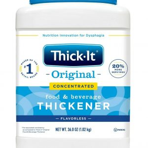 *6-Pack* Thick-It Original Concentrated Food & Beverage Thickener 36 Ounce J587 1
