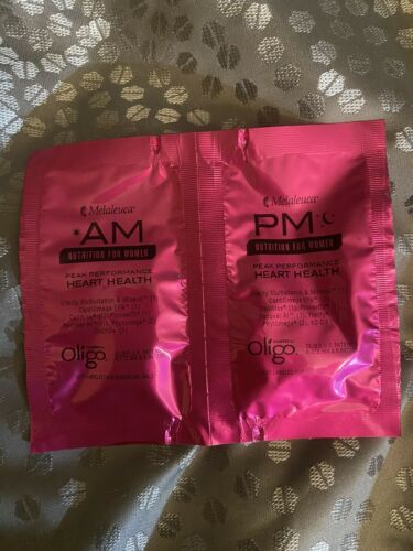 Melaleuca Peak Performance Nutritional Pack Am/Pm - Unopened Women 30 Day Supply 2