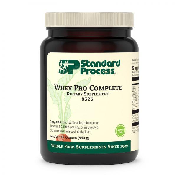 Standard Process - Whey Pro Complete - 19 oz. (540 g)