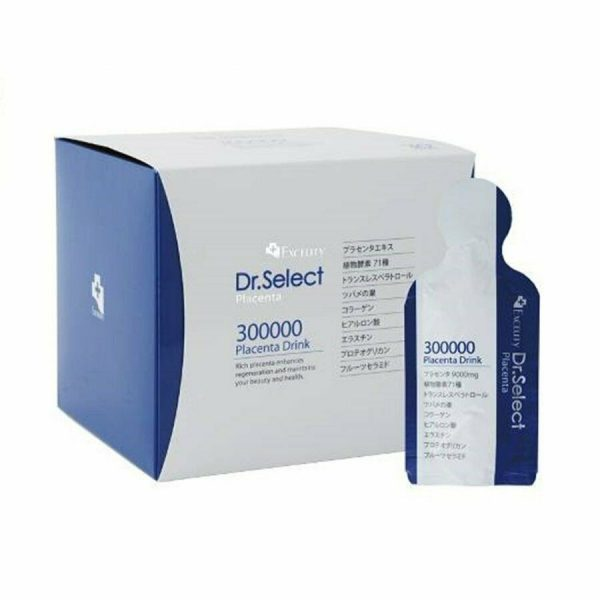 EXCELITY Dr. Select 300000 Placenta Drink Smart Pack 15g x 30 packs from Japan