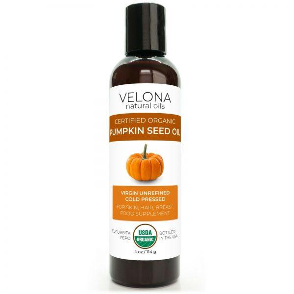 Velona Pumpkin Seed Oil USDA Certified Organic 2oz-7lb Virgin Unrefined Cooking  3