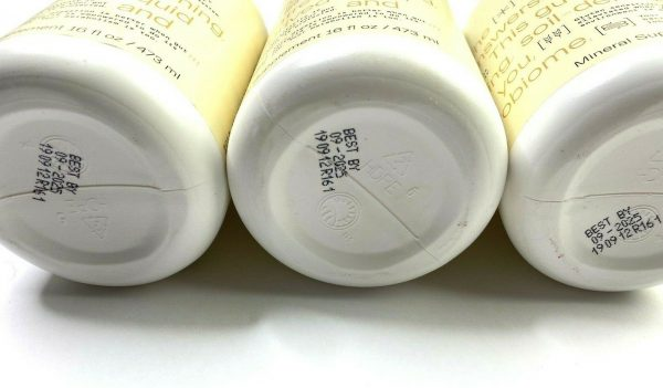 3X ION Biome Gut Health Digestive Wellness 16 oz 1 Month Supply Each 09/2025  1