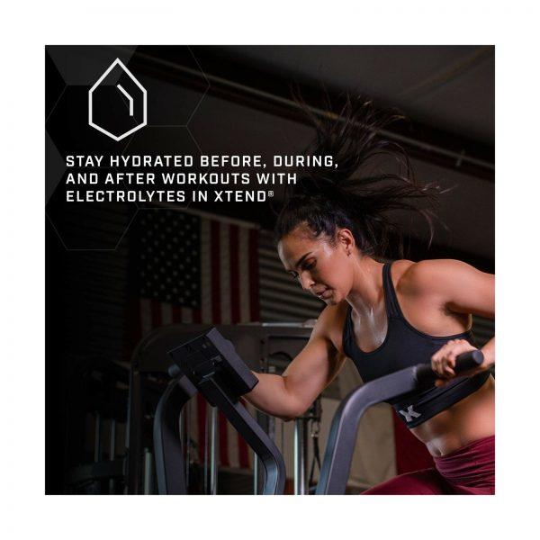 XTEND Original BCAA Powder Strawberry Mango   Sugar Free Post Workout Muscle ... 7