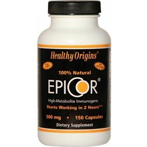 Epicor (Immune Balancer) 500mg Healthy Origins 150 Caps