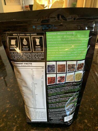 Shakeology Vanilla 2.45lb.  bag  Exp:07/2021 2