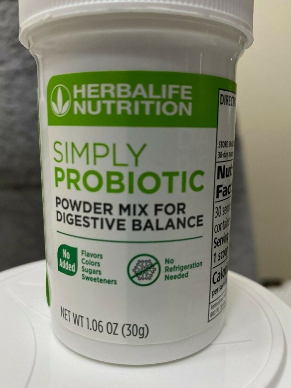 HERBALIFE Digestive Combo, Herbal Aloe, 21Day Balancing, Active Fiber, Probiotic 9