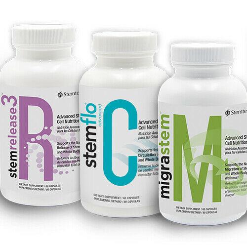 Stemtech Research StemRelease3 StemFlo MigraStem - FULL RCM SYSTEM - FREE SHIP! 3