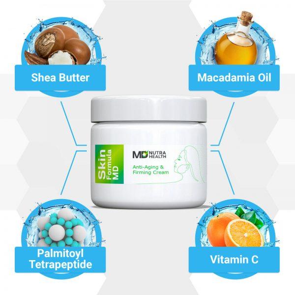SkinFormulaMD-Reduces Wrinkles and Lines-Prevents Dry Skin-Long-Term Skin Health 3