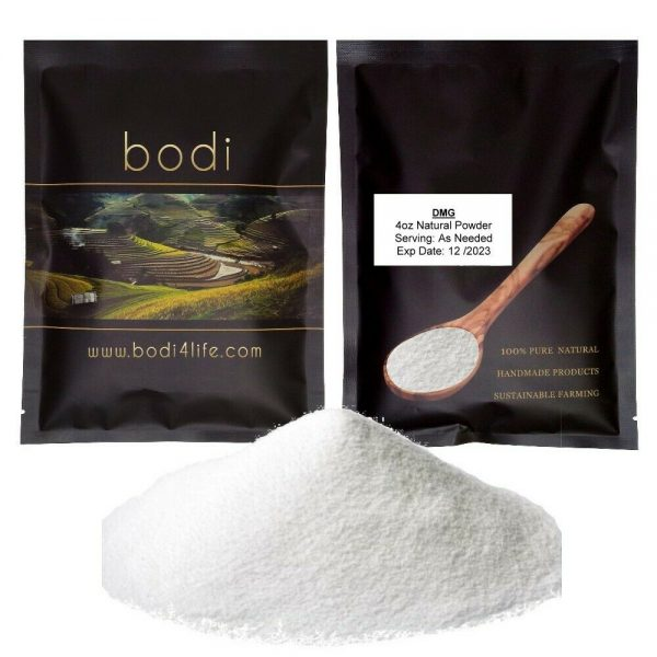 DMG Powder (Dimethylglycine) - Pure Natural Chemical Free (2oz > 32oz)