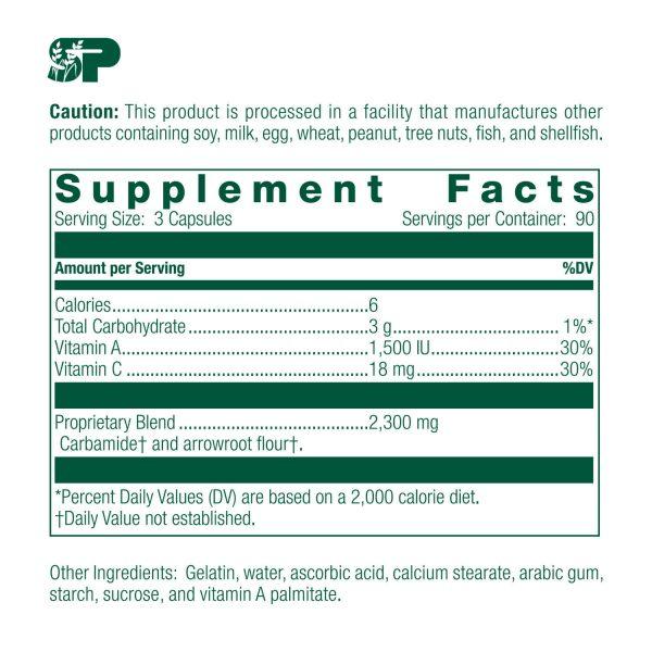 Standard Process - A-C Carbamide - 270 Capsules 2