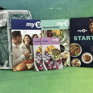 Weight Watchers 2021 WELCOME KIT Starter Guide, MY WW Book + Planner + FREE CASE