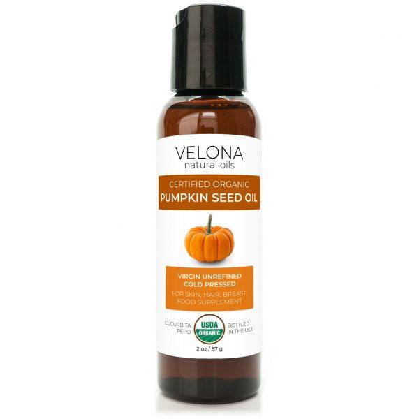 Velona Pumpkin Seed Oil USDA Certified Organic 2oz-7lb Virgin Unrefined Cooking  2
